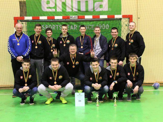 2015 03 LČ U19 Gaja apdovanojimas