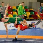 Lietuvos imtynių čempionatas 2020